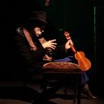 Gitarrenmann Photo: Cedric C. Merkli
